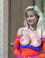 Christina Applegate Exposed Tits Married With Children Nude 001
