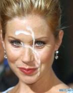 Christina Applegate Horny Cum Facial 001