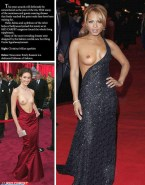 Christina Milian Tits Public Porn Fake 001