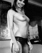 Christine Bleakley Leaked Lingerie Nsfw Fake 001