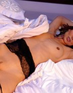 Christine Bleakley Panties Down Lingerie Porn Fake 001