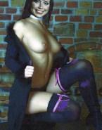 Christine Bleakley Stockings Boobs Fake 001