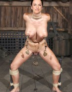 Christine Neubauer Bondage Nip Torture Nudes 001