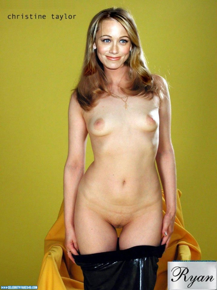 Christine Taylor Fake, Nude, Tits, Undressing, Porn