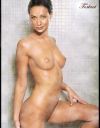 Claire Forlani Bath Wet 001