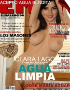 Clara Lago Perfect Tits Magazine Cover Xxx 001