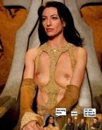 Claudia Black Tits Stargate Sg 1 Porn Fake 002