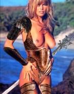Claudia Schiffer Horny Tits Fake 001