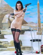 Cote De Pablo Nude Body Tits 001