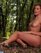 Cote De Pablo Perfect Tits Outdoors Porn 001