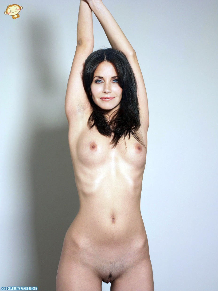 Courteney Cox Nude Boobs And Sex
