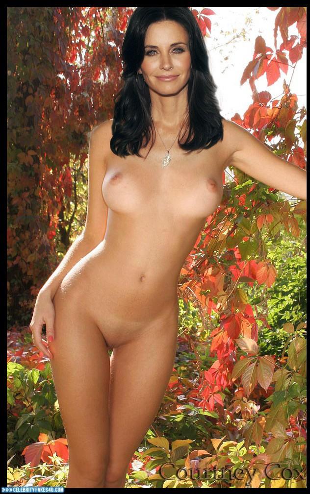 Courteney Cox Celebrities Nude