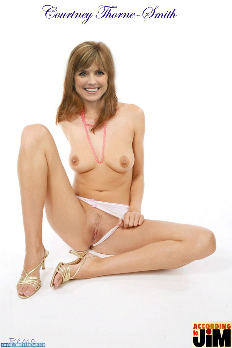 Fake courtney porn thorne