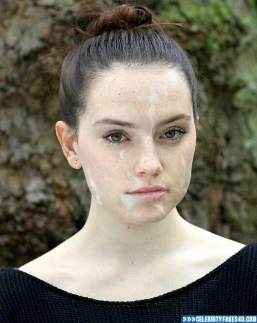 Daisy Ridley Cumshot Facial Xxx Fake 001 « Celebrity Fakes 4U