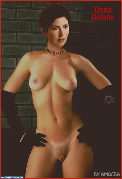 Dana Delany Nude Body Tits 001  Celebrity Fakes 4U-7923