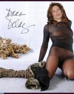 Dana Delany See Thru Lingerie 001