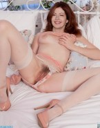 Dana Delany Squeezing Tits Panties Aside Naked 001