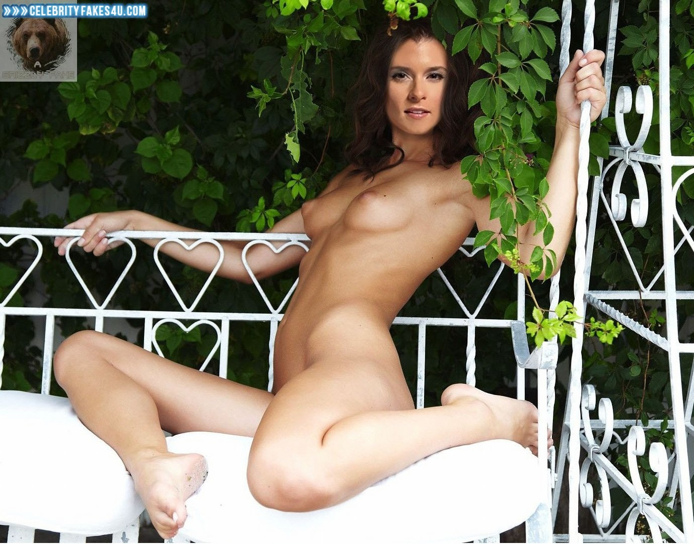 Naked pictures of danica patrick, piss wrestling singlet