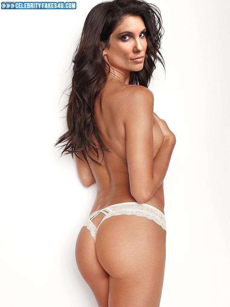 Daniela Ruah Fake, Ass, Lingerie, Panties, Porn