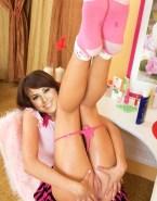 Daniella Monet Wet Thong Porn Fake 001