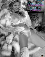 Danielle Fishel Panties Lingerie 001