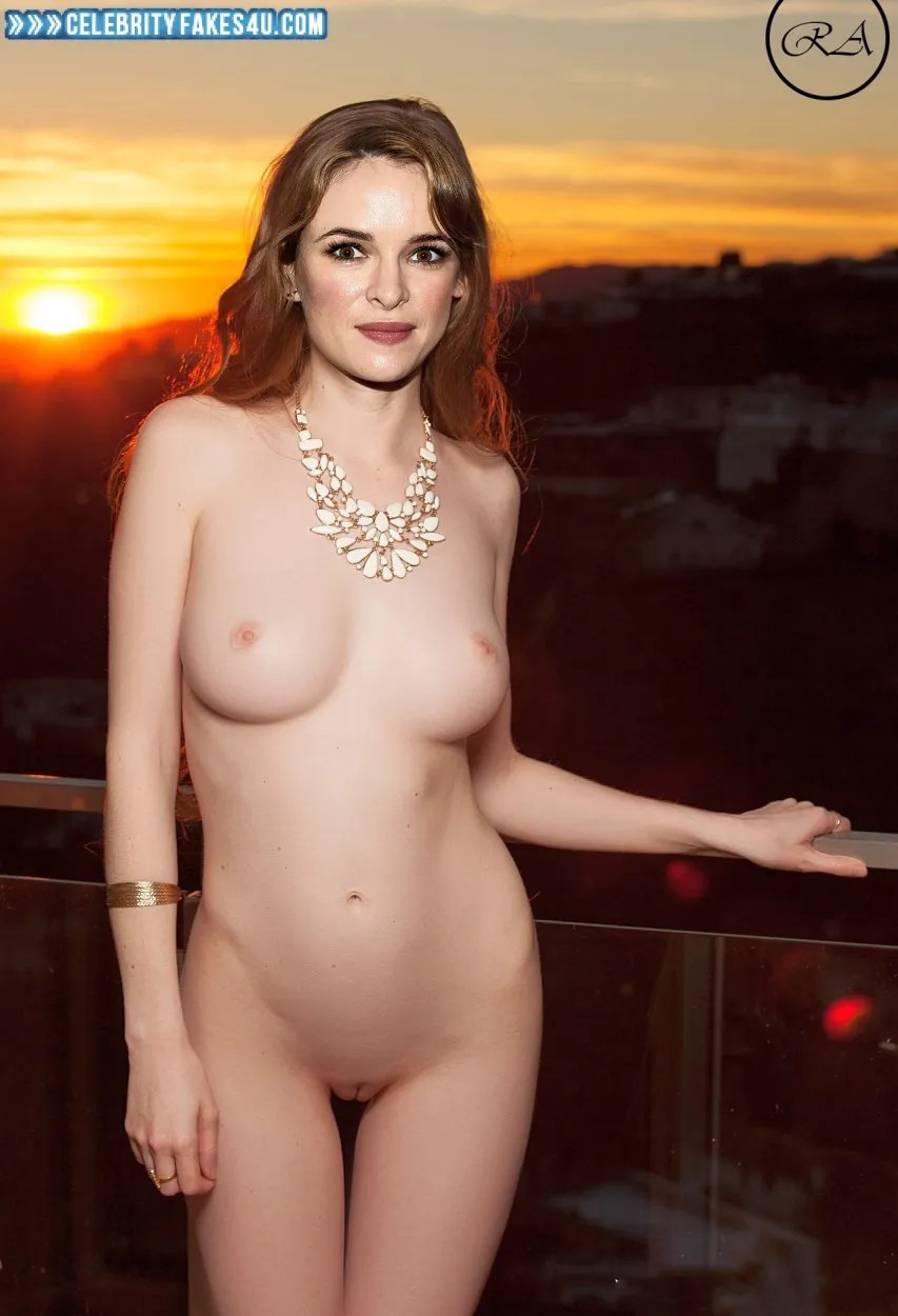 Danielle Panabaker Naked Body Breasts Fake 001 -8134
