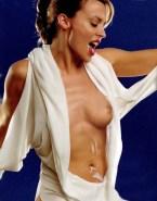 Dannii Minogue Tits Cumshot Nsfw 001