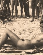 Dawn Wells Beach Naked 002