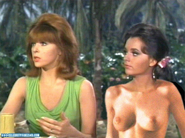 Sorry, that Gilligans island fake nude sites