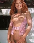 Debra Messing Breasts Panties Down Porn 001