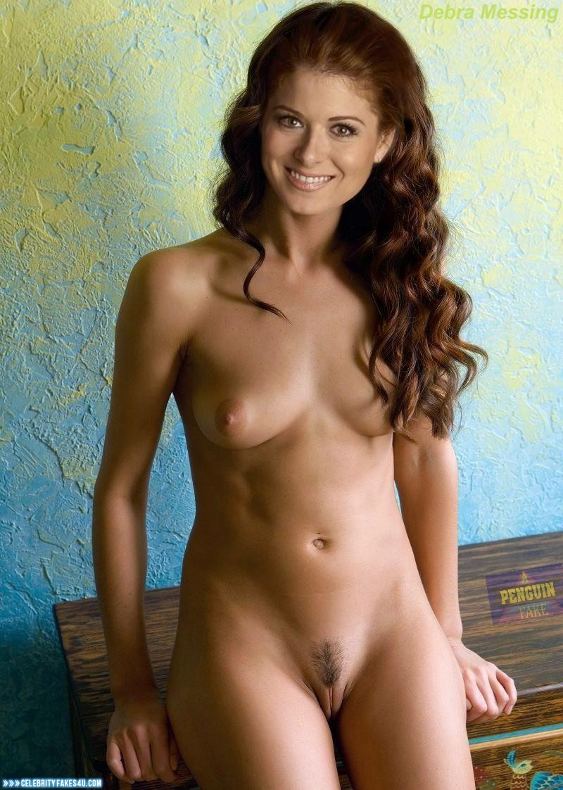 Think, that Debra messing nude fakes porn