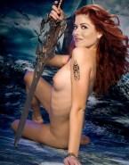 Debra Messing Naked Boobs 001