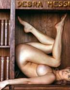 Debra Messing Naked Breasts 001