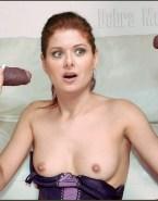 Debra Messing Gangbang Interracial Sex 001