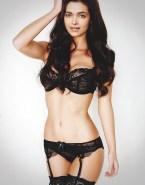 Deepika Padukone Panties Lingerie Naked Fake 002