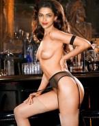 Deepika Padukone Stockings Breasts Fake 001