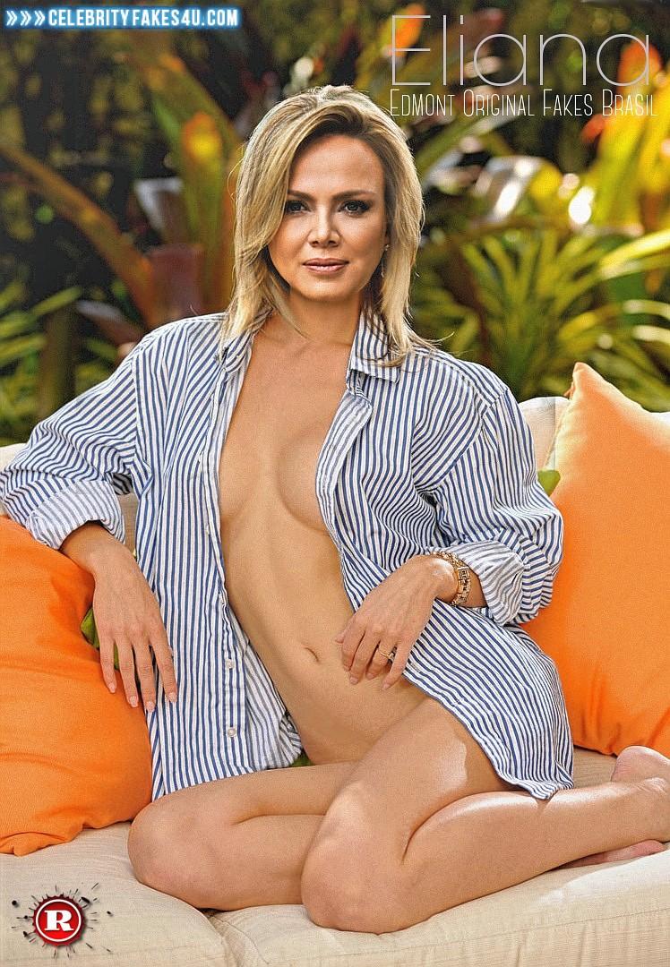 Eliana Michaelichen Bezerra Fake, Nude, Sideboob, Porn