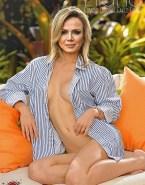 Eliana Michaelichen Bezerra Naked Sideboob 001