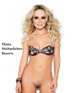 Eliana Michaelichen Bezerra Nude No Underwear 001