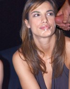 Elisabetta Canalis Facial Cumshot Sex 001