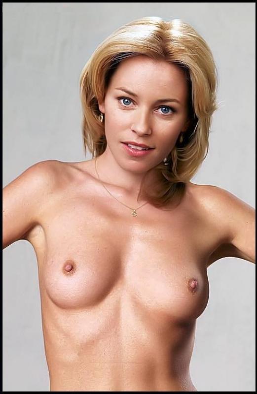 Elizabeth banks nude sexy — photo 4