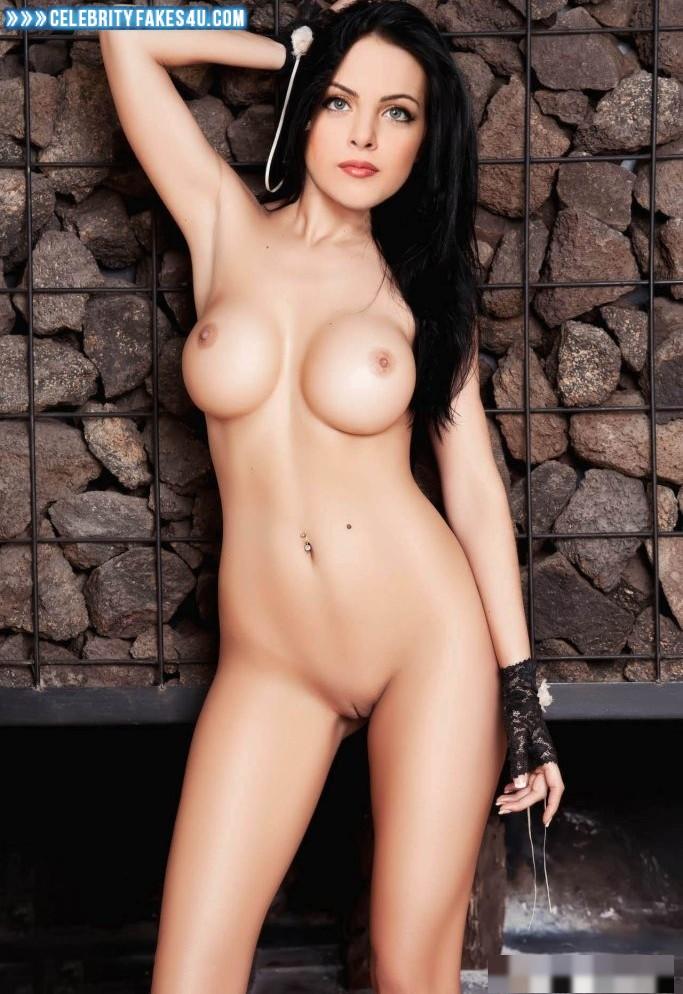 Galen gering naked