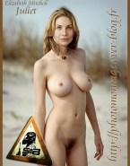 Elizabeth Mitchell Hairy Pussy Big Boobs Fake 001