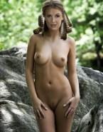 Elizabeth Mitchell Naked Body Breasts Fake 001