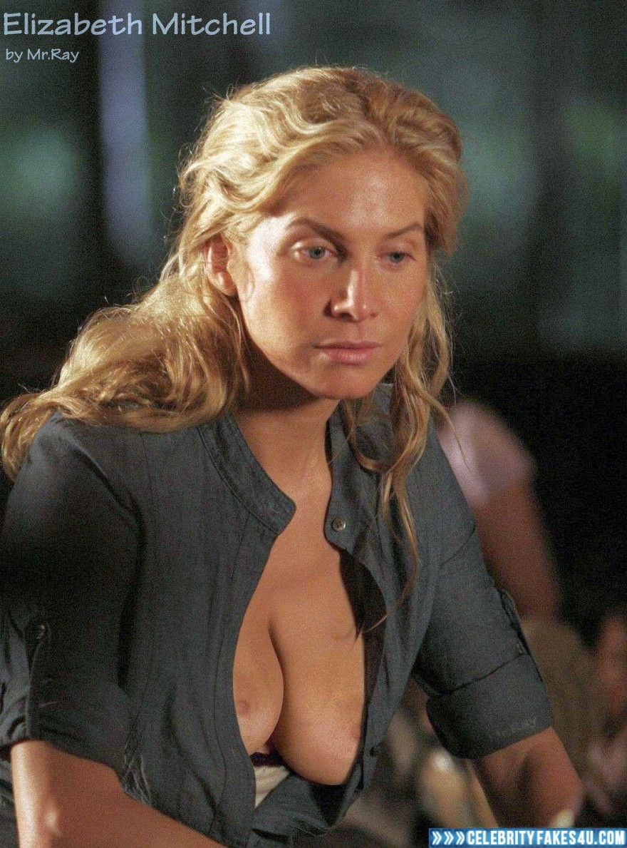 Agree with Elizabeth Mitchell nude