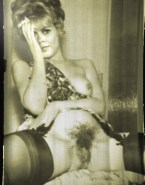 Elizabeth Montgomery Nipple Slip Legs Spread Nude 001