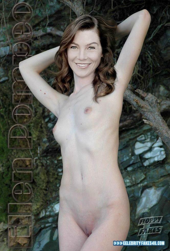 Ellen Pompeo Naked Pics