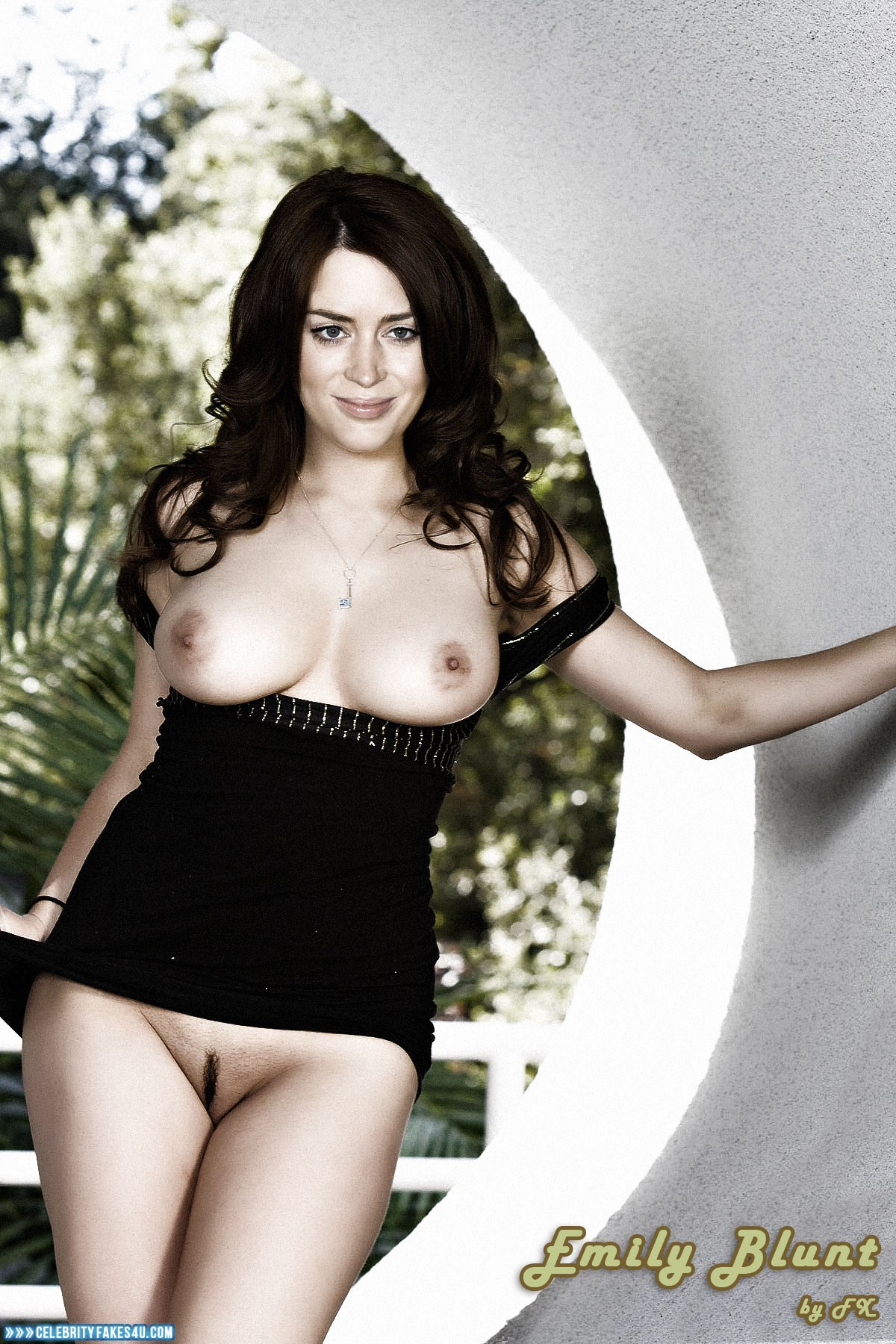 Emily robins nude fakes 8