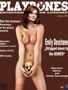 Emily Deschanel Bones Porn Fake
