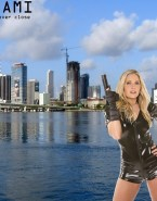 Emily Procter Hot Outfit Latex Porn 001